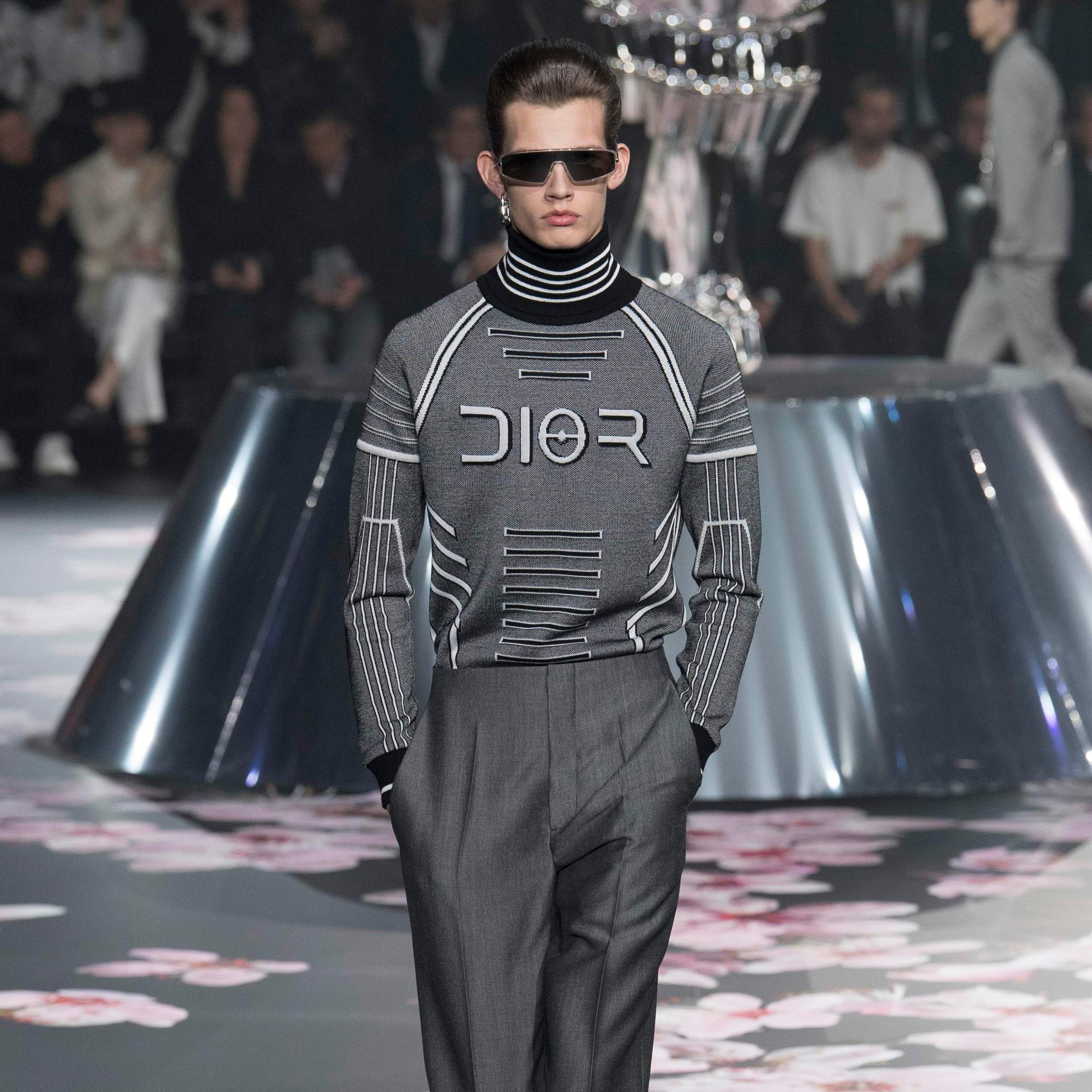 前衛科技,大和文化─Dior Men 2019 早秋時裝系列