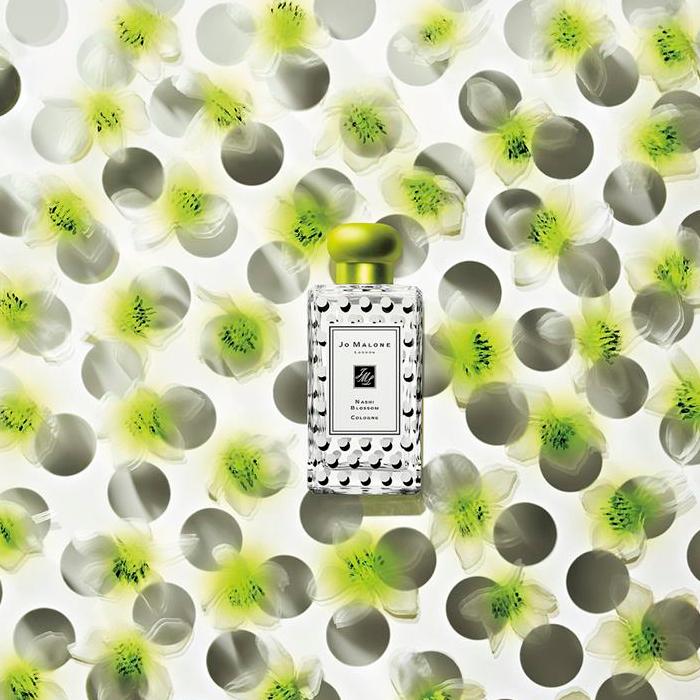 Jo Malone暖春氣息-水梨花蕾限量瓶 x 2款香氛揉合混搭技