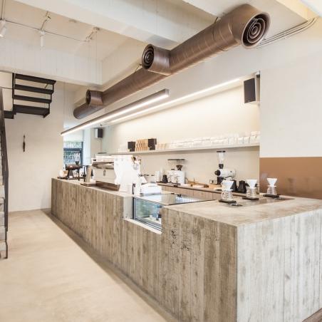 世界盃沖煮大賽冠軍「王策」打造全新咖啡美學空間!VWI by CHADWANG 復興概念店正式開幕