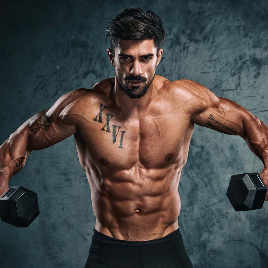 <p>總結肌肉男神們的10條增肌鐵律!</p>