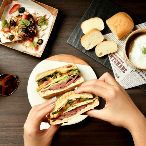 融入上班族的一天!「SimpleCITYMart 美廉城超」打造城市中的「超商餐廳」