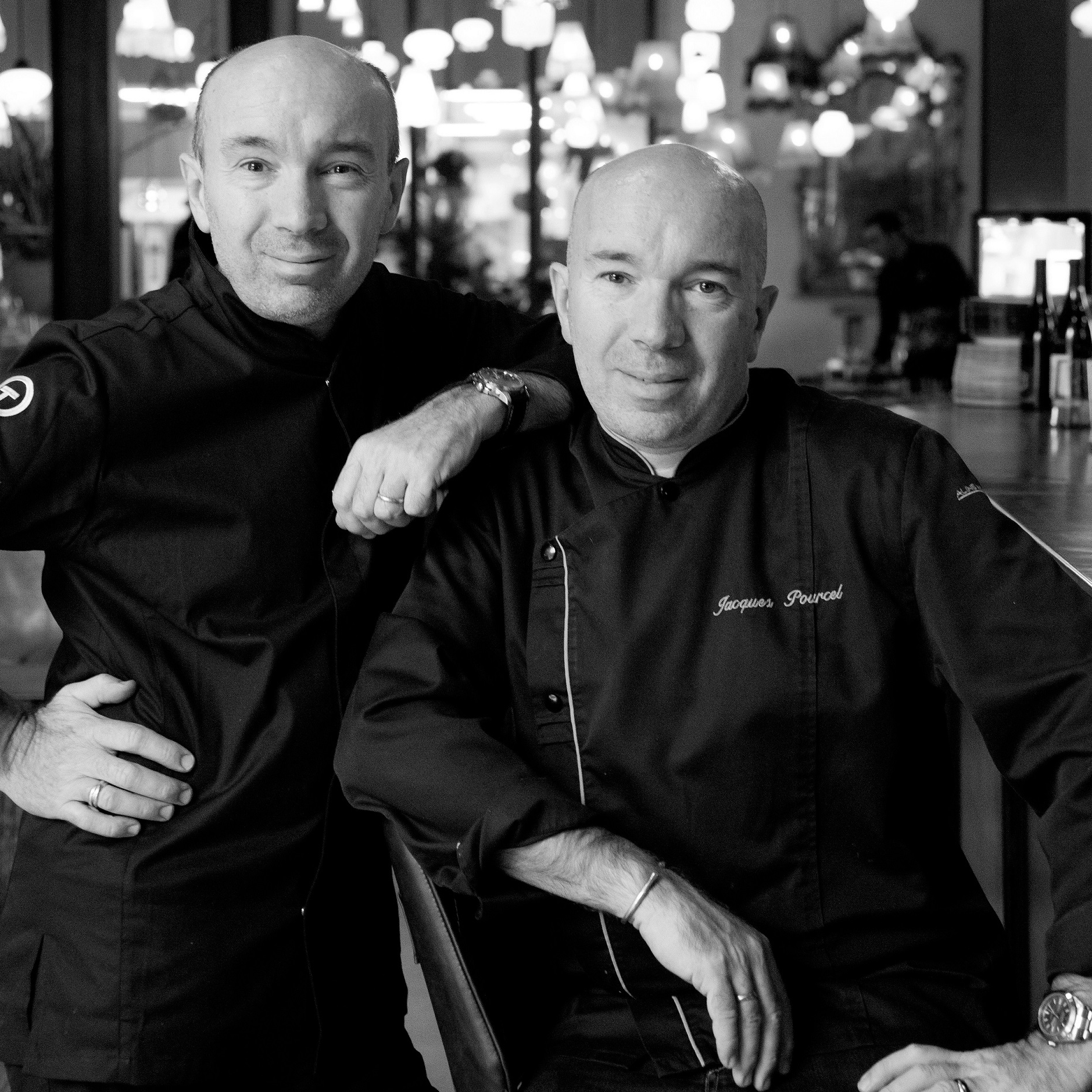 <p>江振誠師傅來台!米其林星廚 Jacques 及 Laurent Pourcel 獻上法國及地中海式創意佳饌!</p>