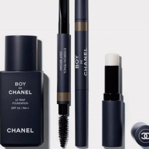 <p>男人化妝新選擇 Chanel首推「Boy de Chanel」</p>