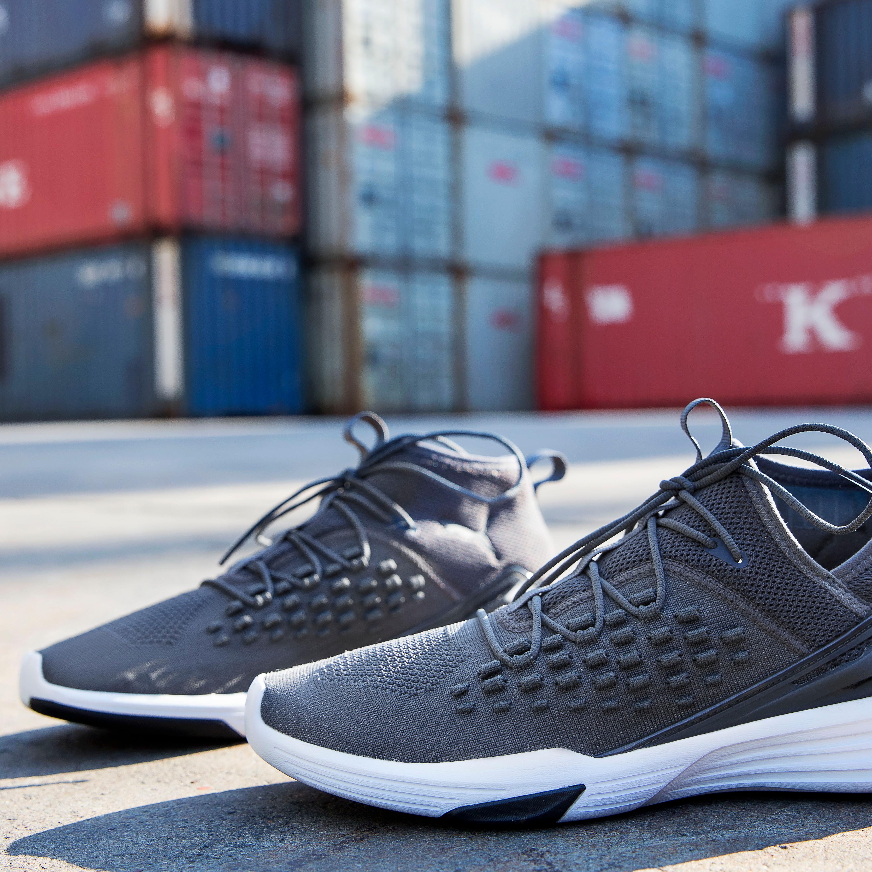 <p>爆發鋼鐵肌力─PUMA 全新訓練鞋款 Mantra FUSEFIT</p>
