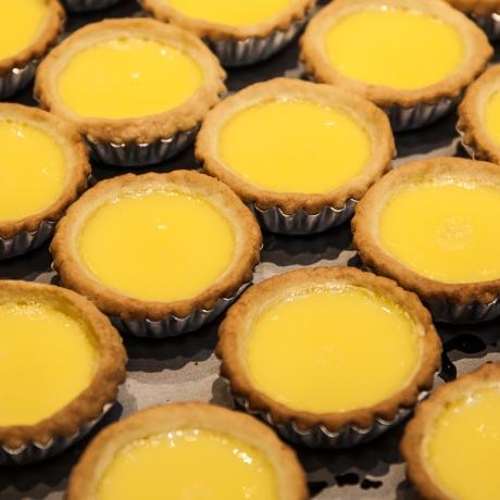 香港必吃美食!「世界上最美味蛋撻」 泰昌餅家台灣首店進駐板橋車站