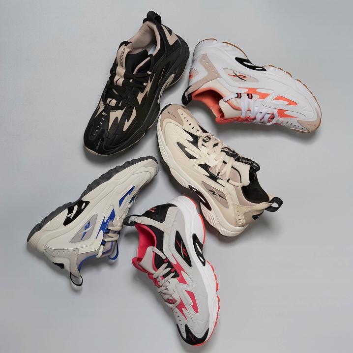 Reebok 90年代復古跑鞋風潮「DMX 1200」超限量登台!