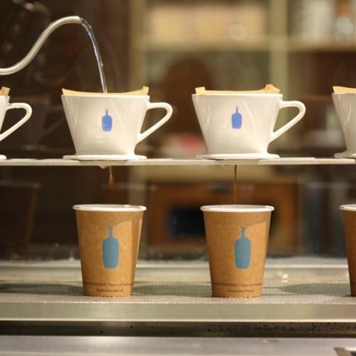 試營運只賣罐裝咖啡與禮品!Blue Bottle Coffee 藍瓶咖啡來台開設期間限定店