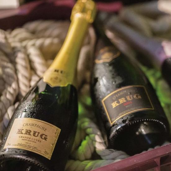 <p>Champagne × Music 味覺聽覺兩感配搭</p>