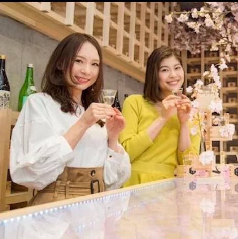 <p>日本「櫻花酒吧」期間限定開幕!在東京表參道的櫻花池來場甜蜜約會吧♡</p>