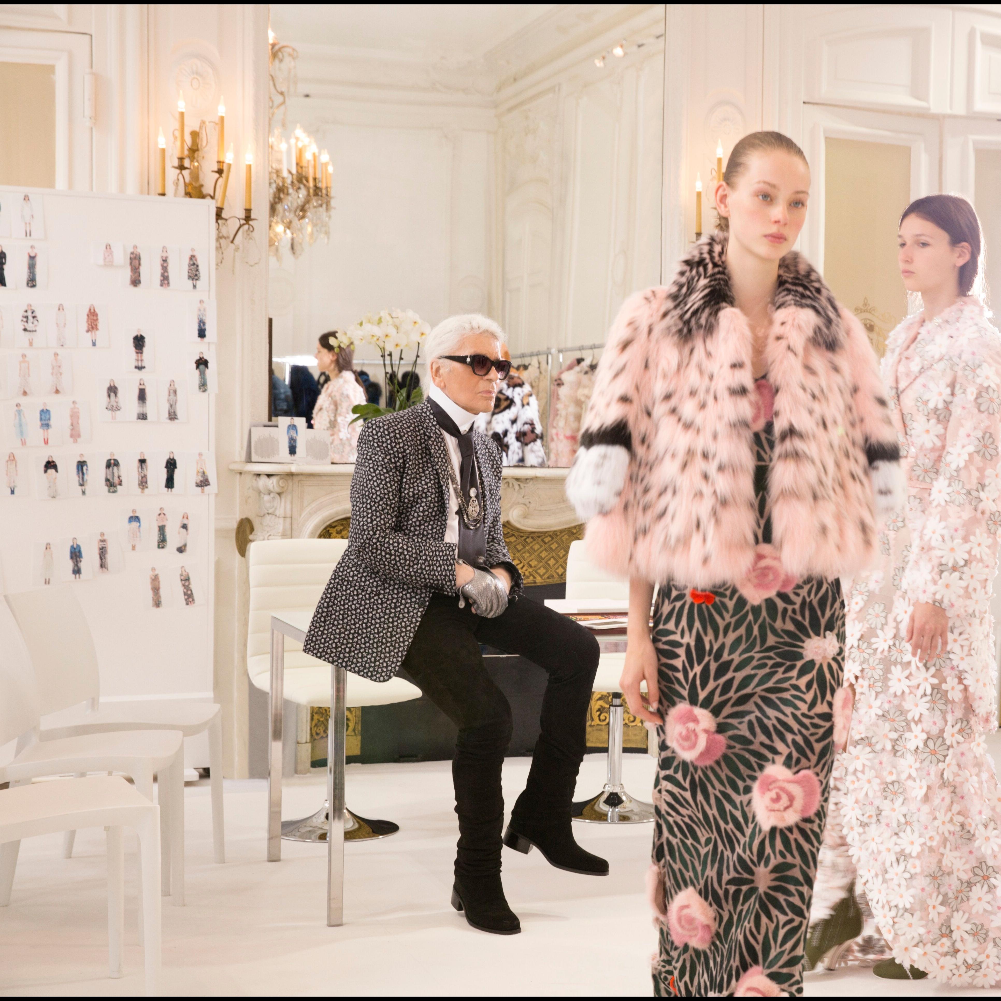 Karl Lagerfeld 告別之作─FENDI 2019-2020 秋冬女裝系列