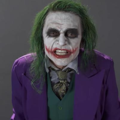 <p>夢想成真?邪典名片《房間》湯米維索扮演小丑的試鏡影片釋出</p>