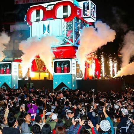 最後還有「迪士尼大遊行」!一年一度 2019 台北燈會盛大舉行