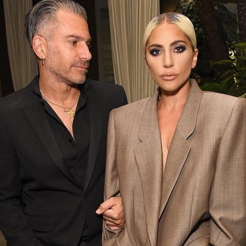 戀情告終!Lady Gaga 與未婚夫 Christian Carino 取消婚約