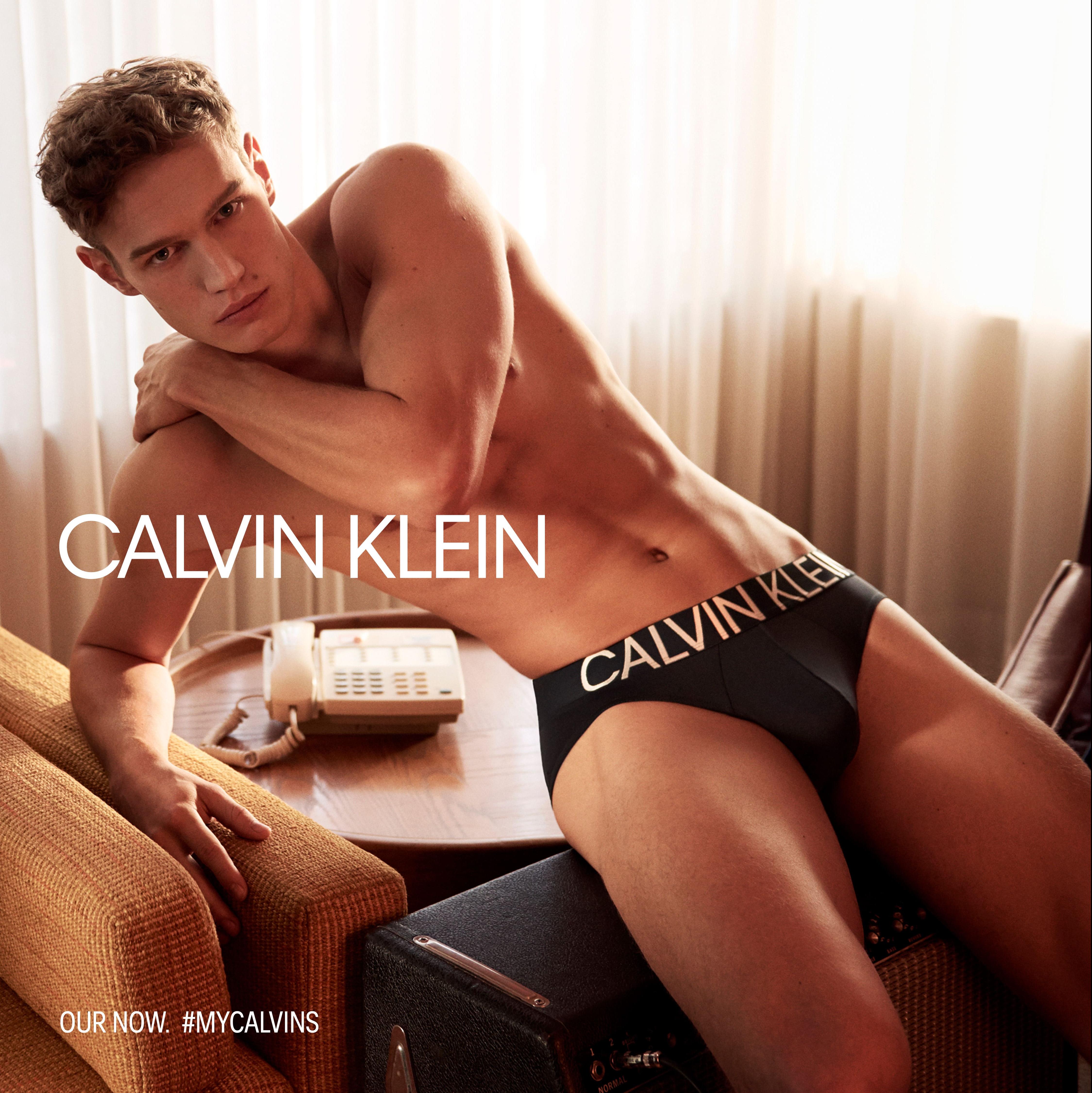 CALVIN KLEIN JEANS & CALVIN KLEIN UNDERWEAR 2019年春季全球形象廣告