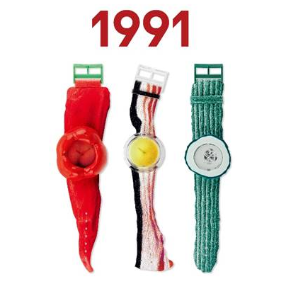 <p>Swatch Loves Art 快閃店登陸華山!</p>