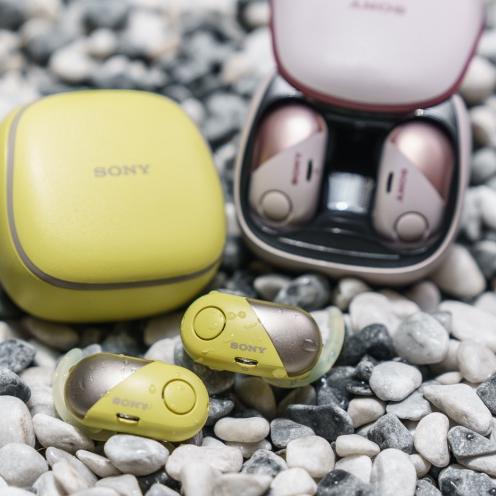 打造更有品質的個人運動時光!Sony 推出全新 3 款運動耳機系列
