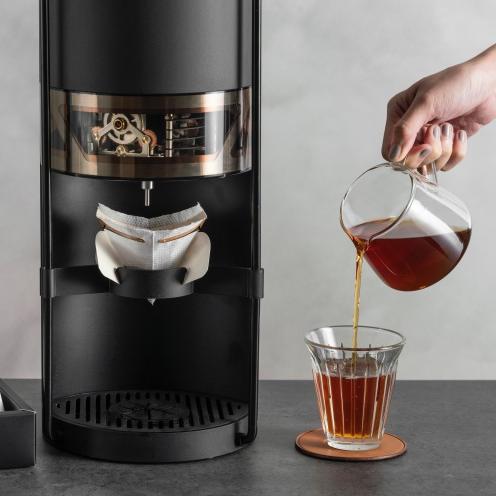 <p>在家也能喝到大師等級精品手沖!iDrip 智能手沖咖啡機開放訂購</p>