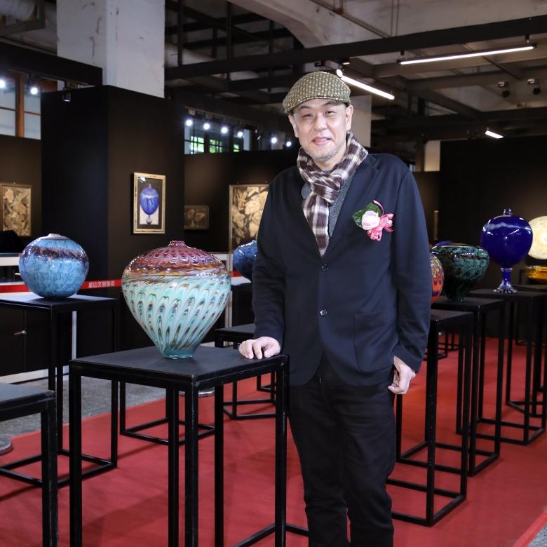 傳承 200 年的日本美術風華!「安井顕太玻璃藝術展覽」成就獨一無二的當代玻璃藝術