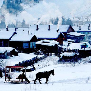 中國雪景最美的10個地方