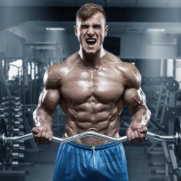 增肌不等於增肥,增肌並不意味著你可以放肆大吃大喝 !