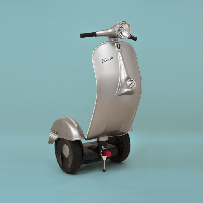 GOGORO不夠潮了!你可以試試最新電動車版平衡車Z-Scooter!