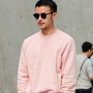 誰說穿粉紅色就不Man?3風格穿搭這樣帥