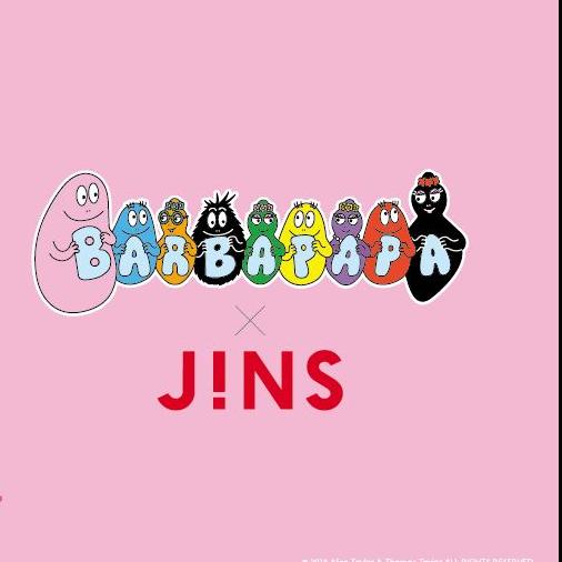 JINS x泡泡先生聯名系列 32新品上市