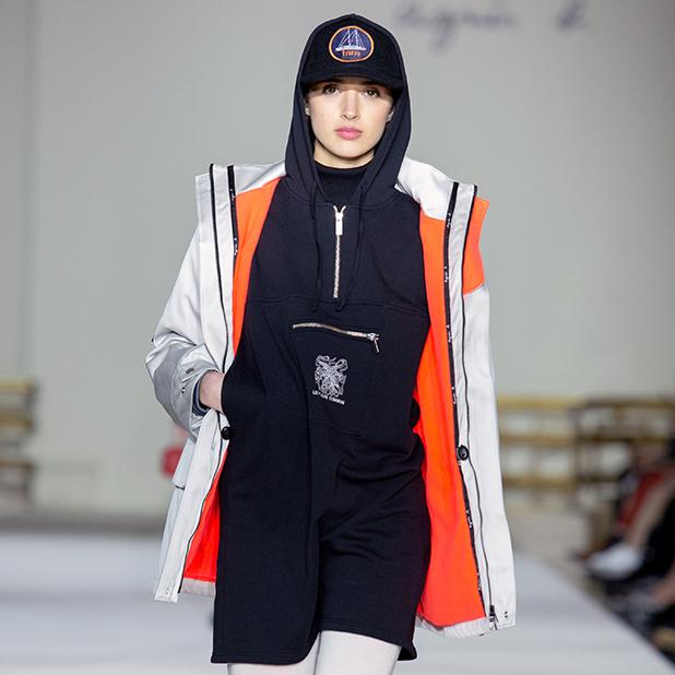 agnès b. 2019 秋冬男女裝系列首度同步發表