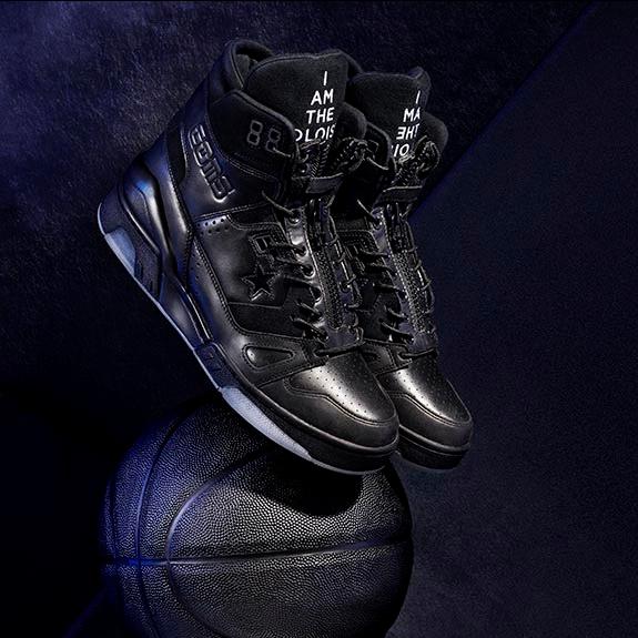 <p>CONVERSE 聯手 TheSoloist 推出全新聯名鞋款</p>