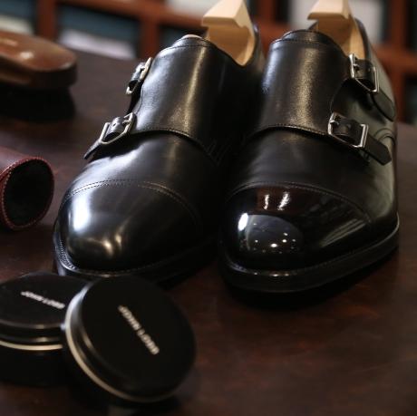 <p>台灣紳士之福!紳士精品特選店 OAK ROOM 獨家引進百年歷史品牌 John Lobb 男鞋系列</p>