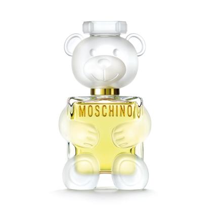 滿足女性的天真童心!MOSCHINO 推出最具話題性香氛「熊芯未泯2女性淡香精」