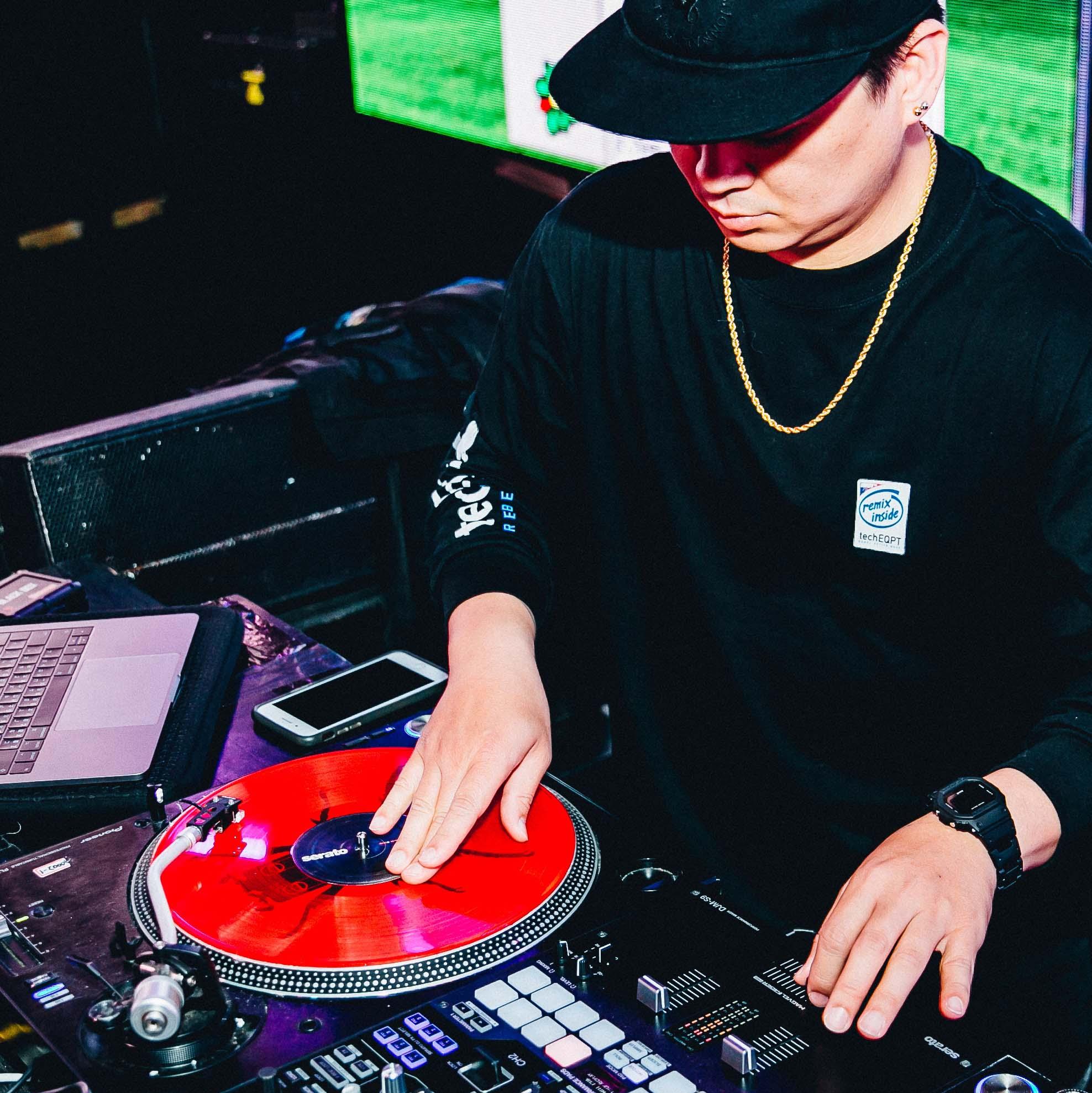 G-SHOCK 2019首場潮流盛事「嘻哈狂潮 硬漢派對」!