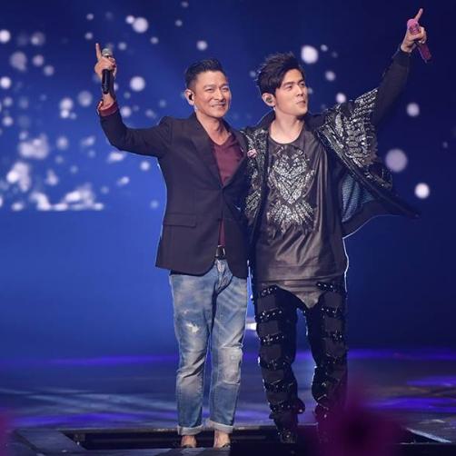 周杰倫、劉德華首度同台飆唱!退歌內幕終於曝光