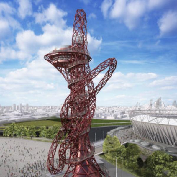全球最長溜滑梯!40秒才溜得完!6月東倫敦登場!