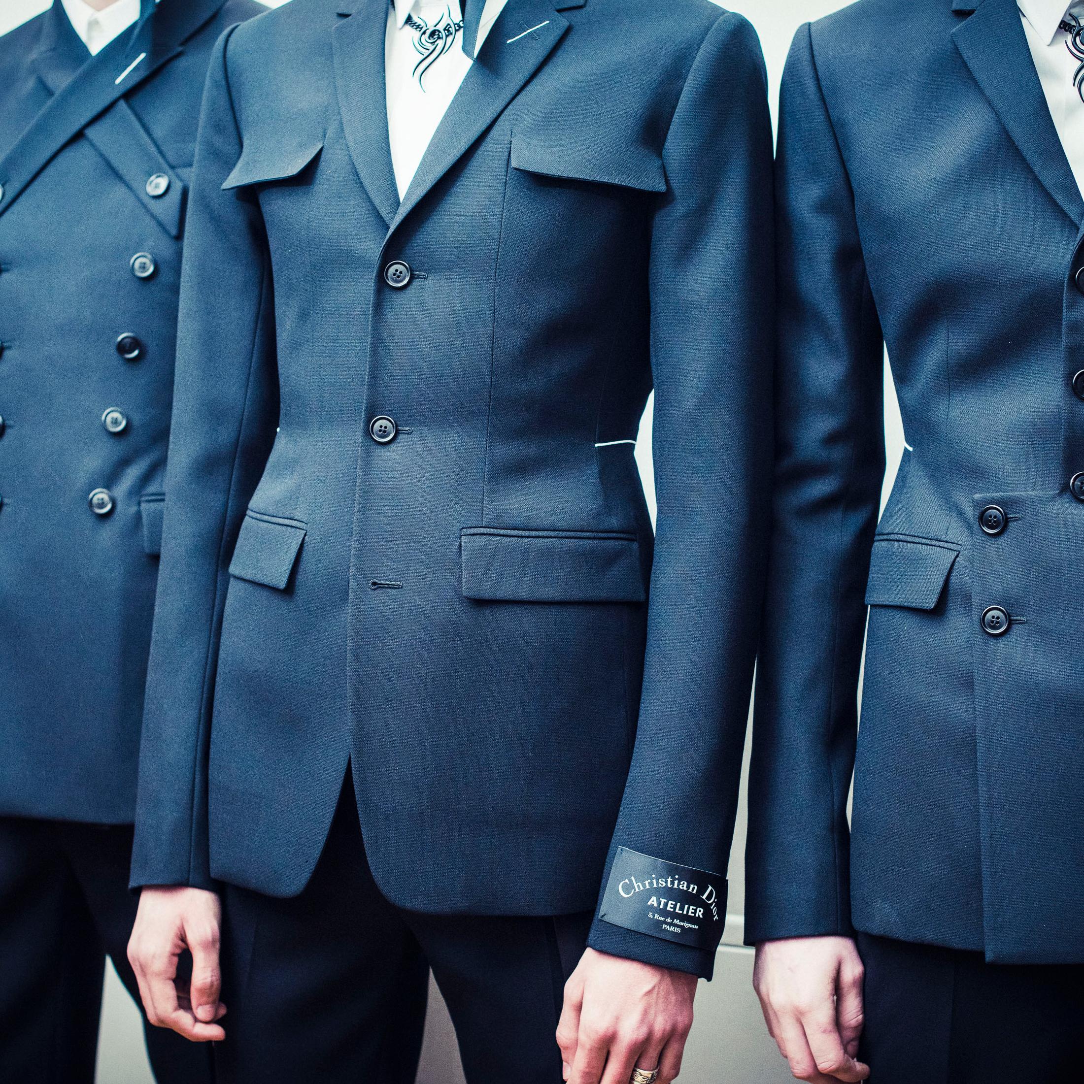 完美西裝控必收!珍藏最後一季Dior Homme男裝經典