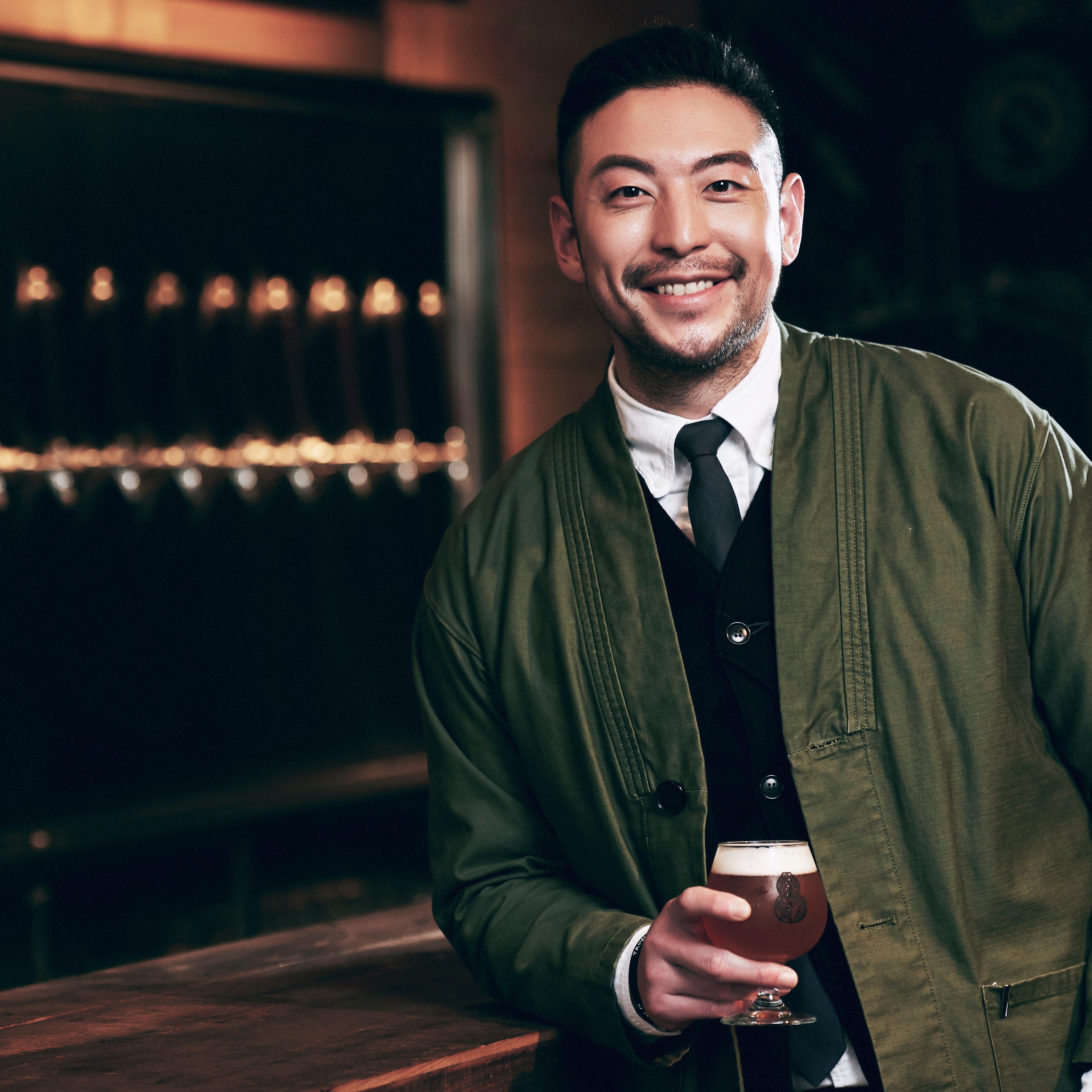 型男企業家,「臺虎精釀」創造啤酒大時代!
