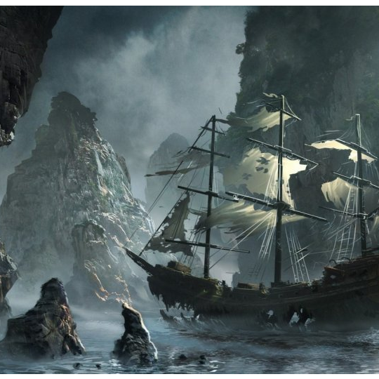 <p>神秘航海傳說 五艘世界著名幽靈船</p>