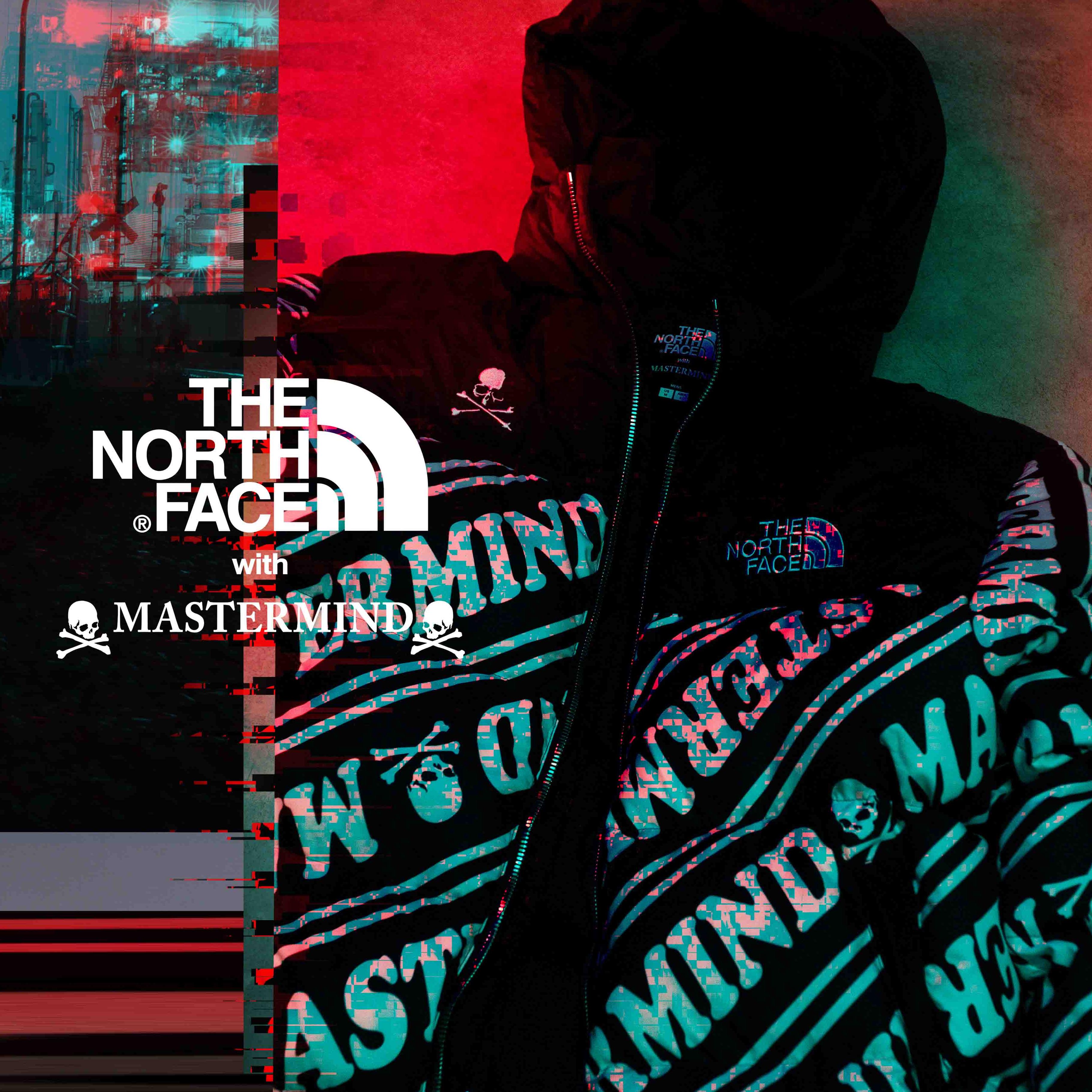 <p>The North Face Urban Exploration with Mastermind 霸氣登台!</p>