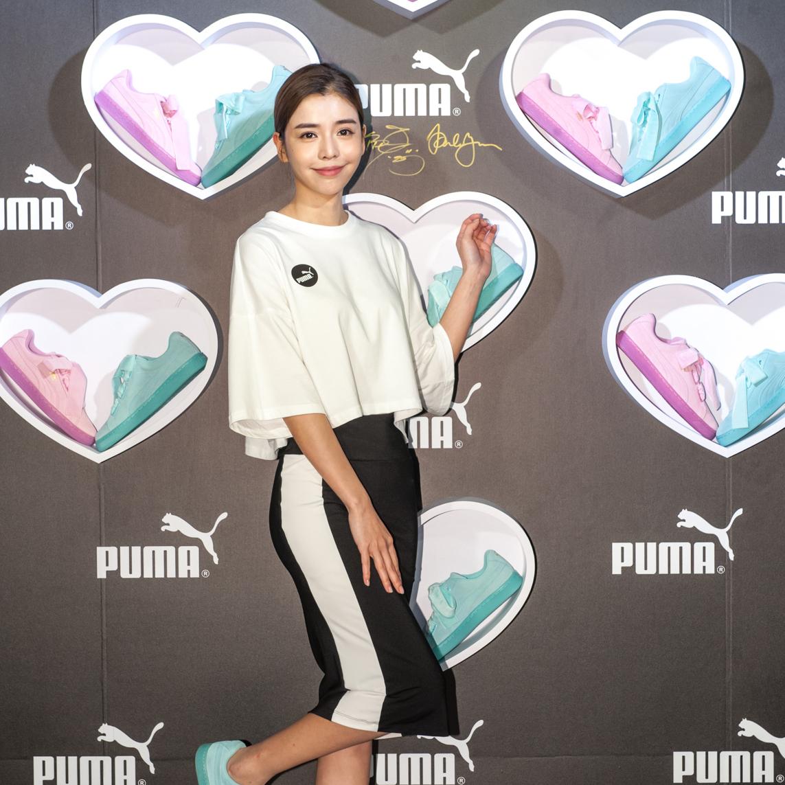 PUMA「Suede Heart」夢幻緞帶寬蝴蝶結鞋款登台!