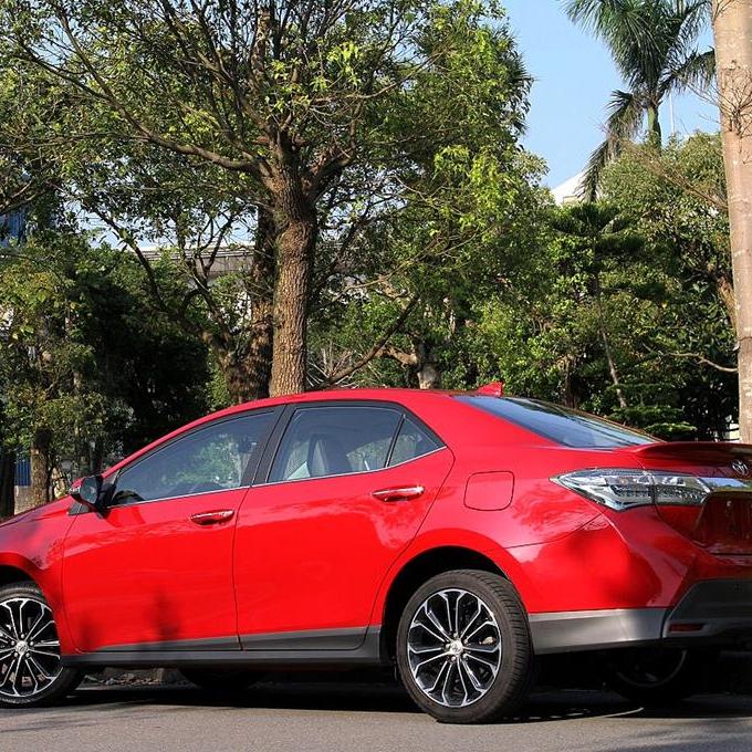 Toyota Altis X也可以「使壞」!