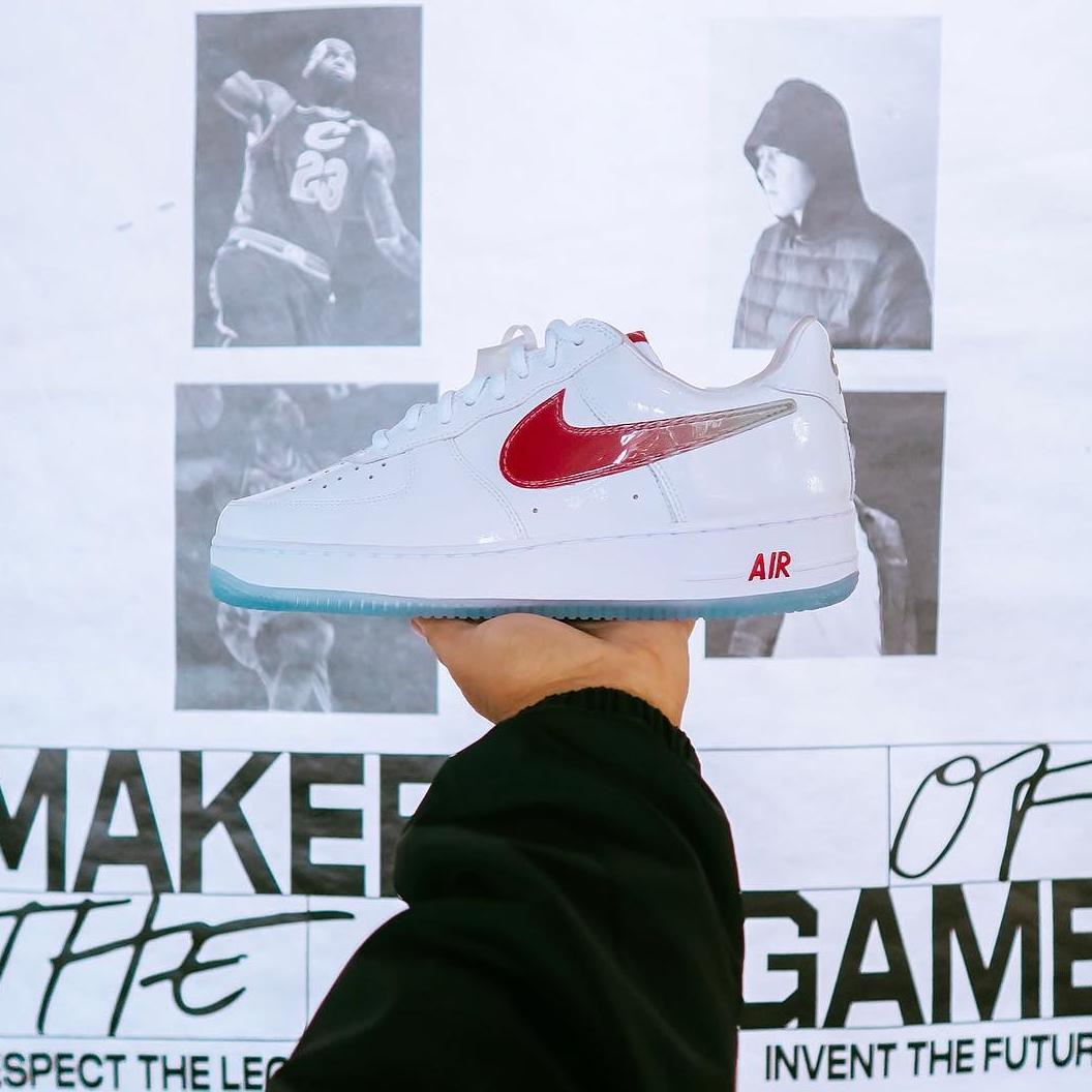 Nike Air Force 1 「台灣」限定配色,經典復刻,強勢回歸!