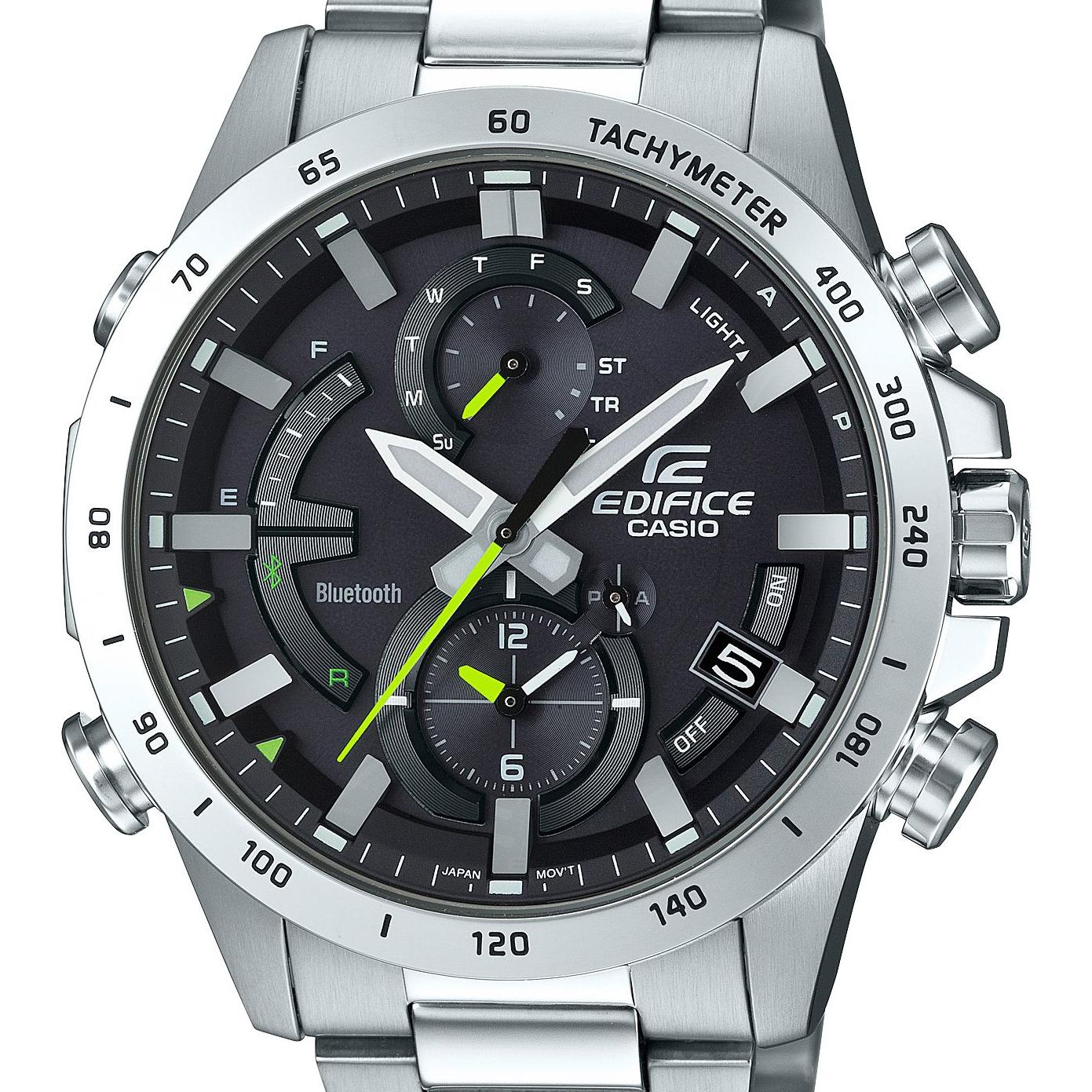 父親節送禮提案─CASIO 旗下 EDIFICE 推出全新藍牙錶款 EQB-900!