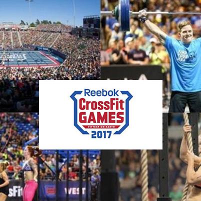 挑戰體能極限的鍛鍊遊戲,CrossFit Games