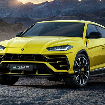 藍寶堅尼 暴烈原牛 All New Lamborghini Urus