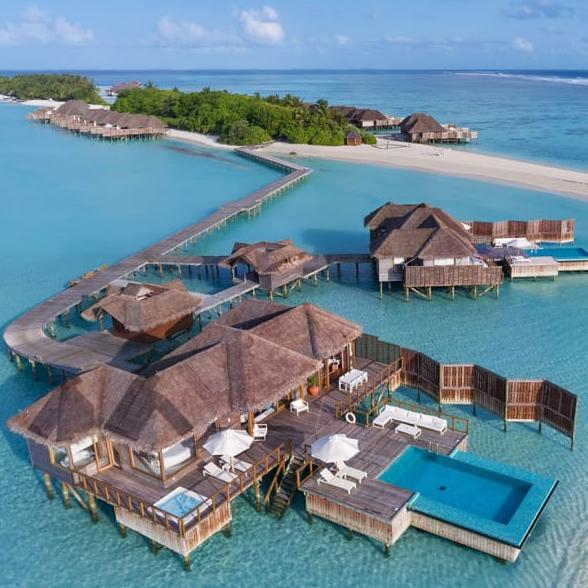 <p>海島已經不稀奇了,現在要去海底度假!全球首座水底酒店住宅Muraka</p>