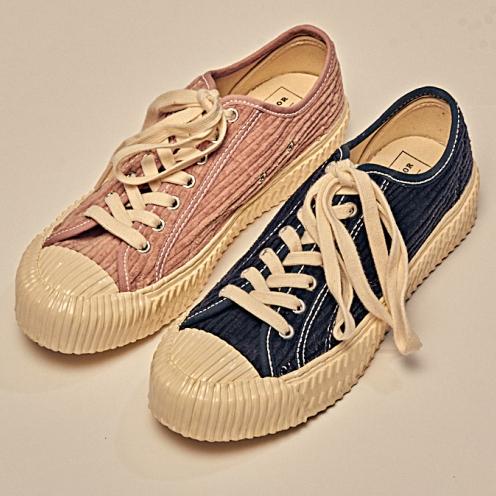 燈芯絨穿搭你跟上了嗎?EXCELSIOR 餅乾鞋秋冬新款釋出