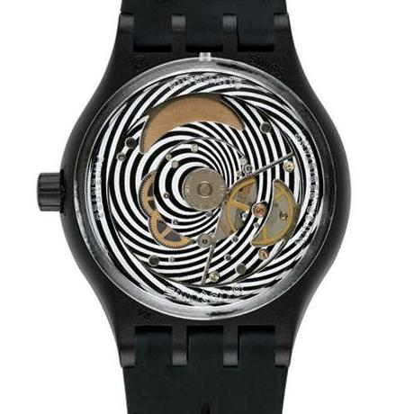 史上最便宜瑞士原裝機械錶SWATCH SISTEM51正式登台!