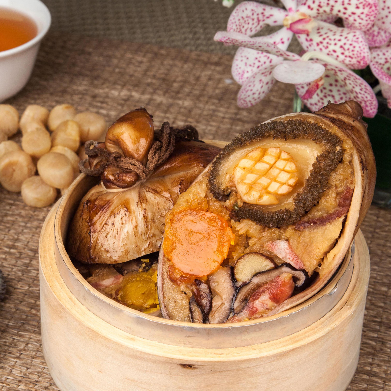 國宴級端午粽禮超搶手 台北萬豪酒店「粽生緣」隆重登場