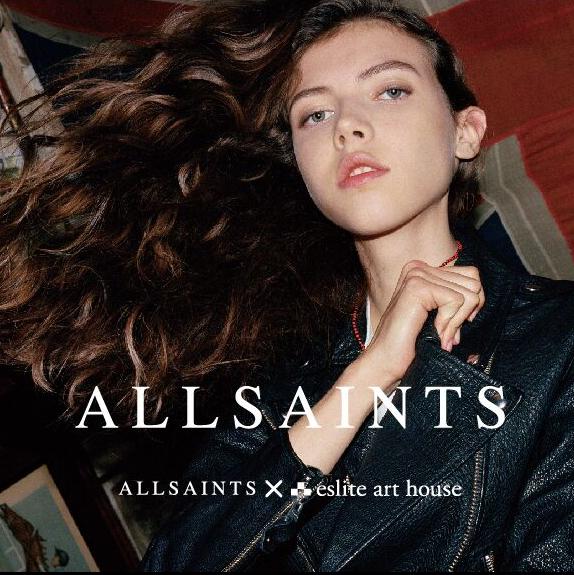 ALLSAINTS X eslite art house 【噪反青春】迷你影展
