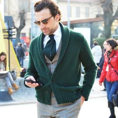 <p>時尚編輯聖誕這樣穿!綠的聖誕穿搭提案!</p>